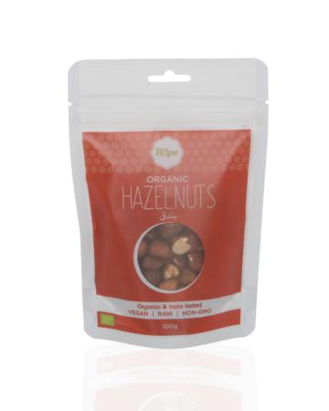 Hazelnuts 100g, Ripe