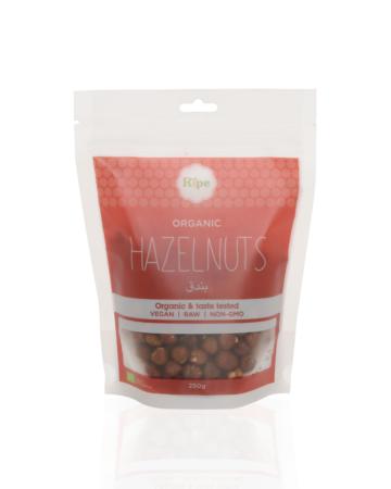 Hazelnuts 250g, Ripe