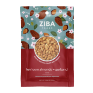 Afghan Heirloom Almonds, Ziba