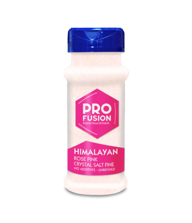 Himalayan Rose Pink Salt Mill, Profusion