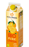 Organic Pure Orange Juice, Hollinger