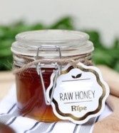 Raw Yemeni Honey 200g, Ripe