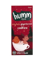 Gingerbread Cookies, Humm Organic