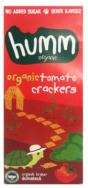 Tomato Crackers, Humm Organic