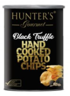 Black Truffle Potato Chips, Hunters