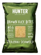 Brown Rice Bites-Teriyaki Seaweed, Hunters