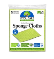 IF YOU CARE SPONGE CLOTH 5PCS