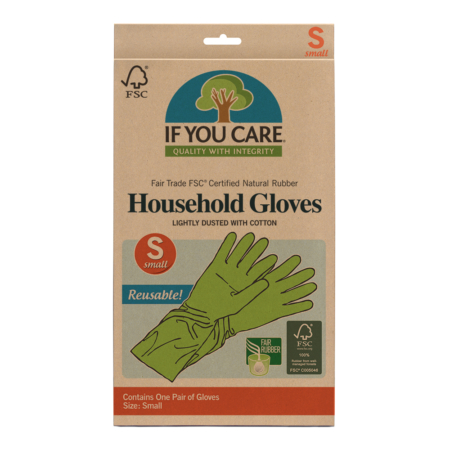 If You Care House Hold Gloves Size S