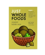 JUST WHOLEFOODS ORGANIC FALAFEL MIX 120G