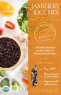 Organic Mixed Rice, Jasberry
