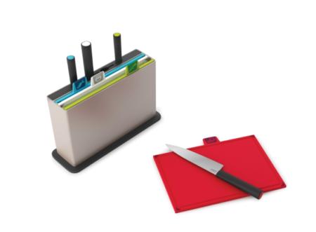 Joseph Knives Chopping Board Set