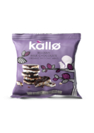 KALLO MILK CHOCOLATE RICE CAKES 40G