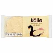Yoghurt Rice Cakes, Kallo