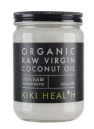 Health Organic Coconut Oil, Kiki