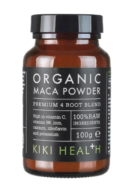 Organic Maca Powder, Kiki Health