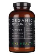 Organic Psyllium Husks, Kiki Health