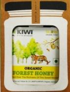 KIWI ORGANIC FOREST HONEY 350ML