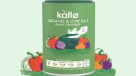 Low Salt Gravy Granules, Kallo