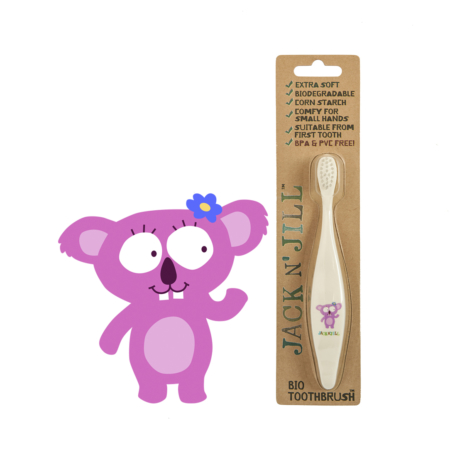 Koala Bio Toothbrush Graphic