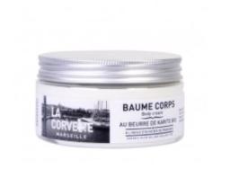 LA CORVETTE MARSEILLE BODY CREAM OLIVE OIL & SHEA BUTTER 200ML