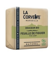 LA CORVETTE MARSEILLE FIG LEAF SOAP 100G