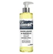 LA CORVETTE MARSEILLE LIQUID SOAP CITRON 250ML
