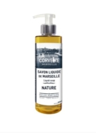 LA CORVETTE MARSEILLE NATURE LIQUID SOAP 250ML