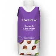 Cacao & Cardamom Almond Drink, Love Raw