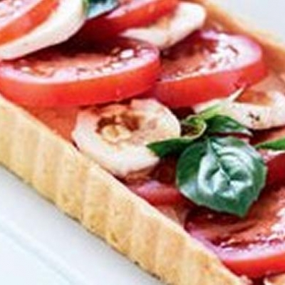 Tomato and Ricotta Tart