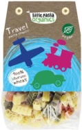 Organic Travel Pasta, Little Pasta Organics