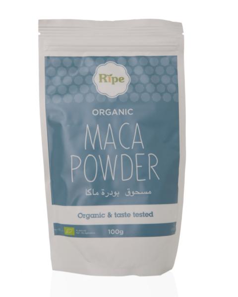 Maca Powder, Ripe