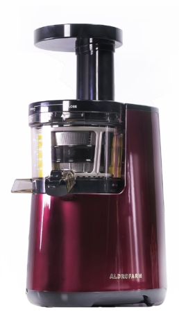 Maroon Slow Juicer