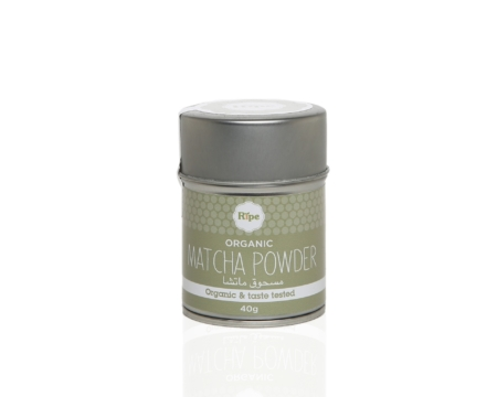 Matcha Powder, Ripe
