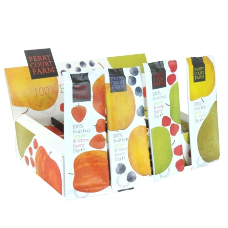 Mixed Fruit Bars, Perry Court Farm
