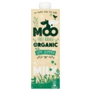 Organic Semi Skimmed Milk UHT, Moo
