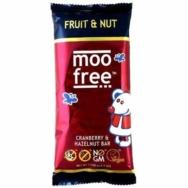 Cranberry Hazelnut Bar, Moo Free