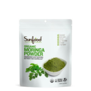 SUNFOOD ORGANIC MORINGA POWDER 227G