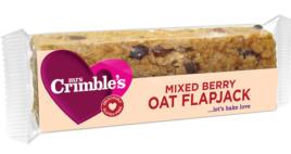 Mixed Berry FlapJack, Mrs. Crimbles