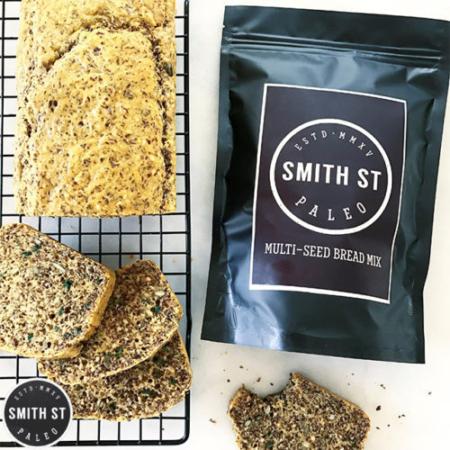 Multi-Seed Bread Mix, Smith St Paleo