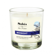 Midnight- Natural Wax Scented Candle, Nohea