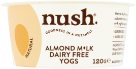 Almond Milk natural, Nush