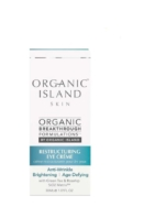 ORGANIC ISLAND RESTRUCTING EYE CREAM  30ML