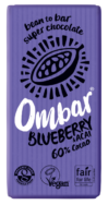 Ombar Acai Raw Chocolate 35g