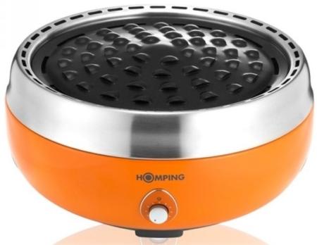 Orange Homping Grill