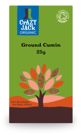 Organic Cumin Ground, Crazy Jack