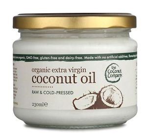 Organic Extra Virgin Coconut Oil 230ml