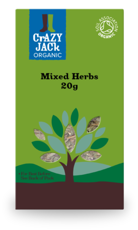 Organic Mixed Herbs, Crazy Jack