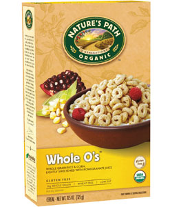 Organic whole Os, Natures Path