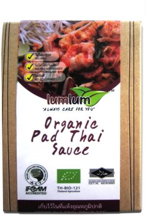 Organic Pad Thai Sauce, LumLum