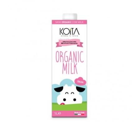 Organic Skim Milk, Koita